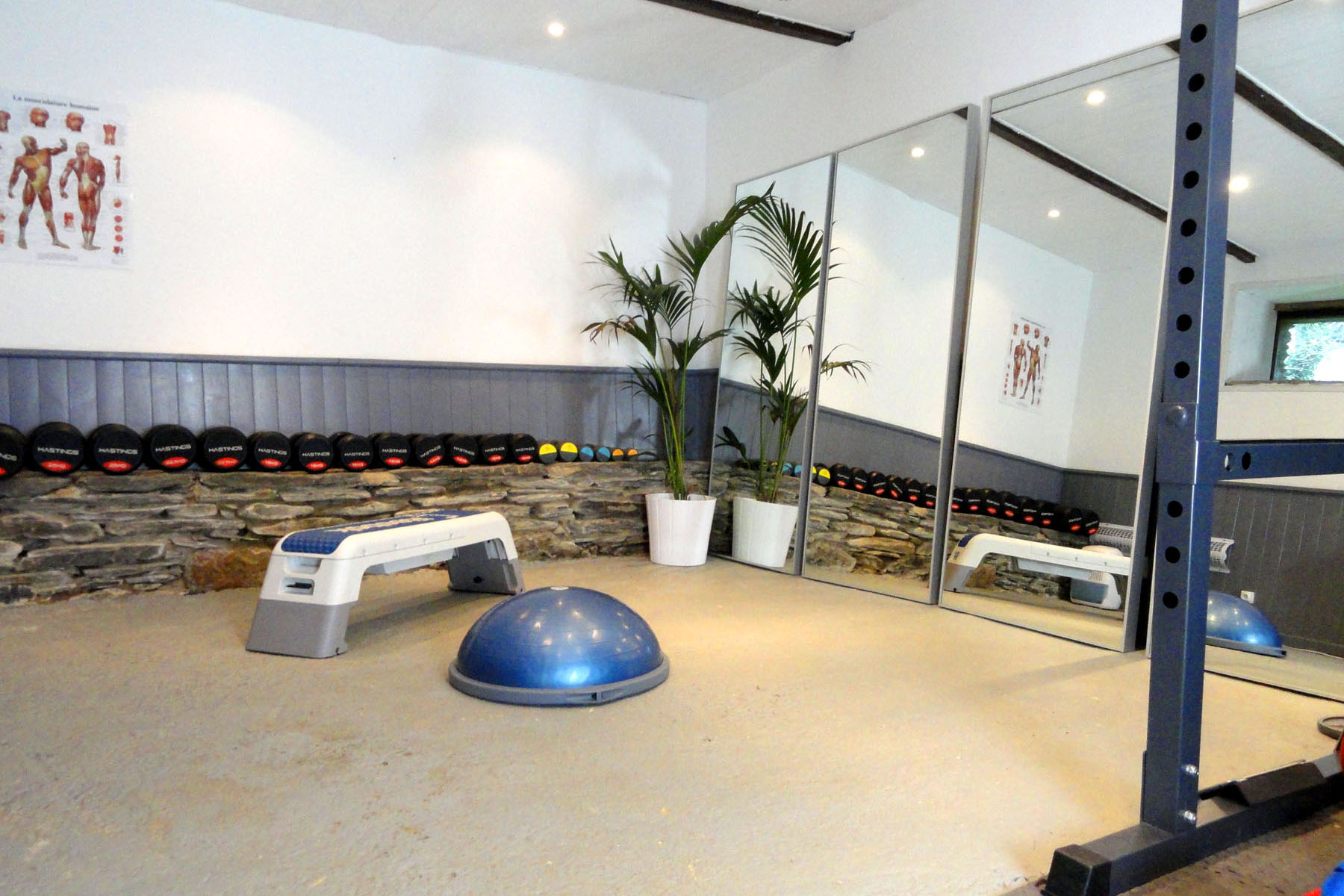 Classic Personal Training near Morlaix in Brittany