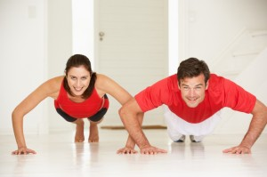 Online fitness coaching and personal trainer