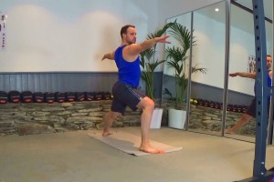 Pilates Fusion Workout with David Todd Fitness & Wellbeing
