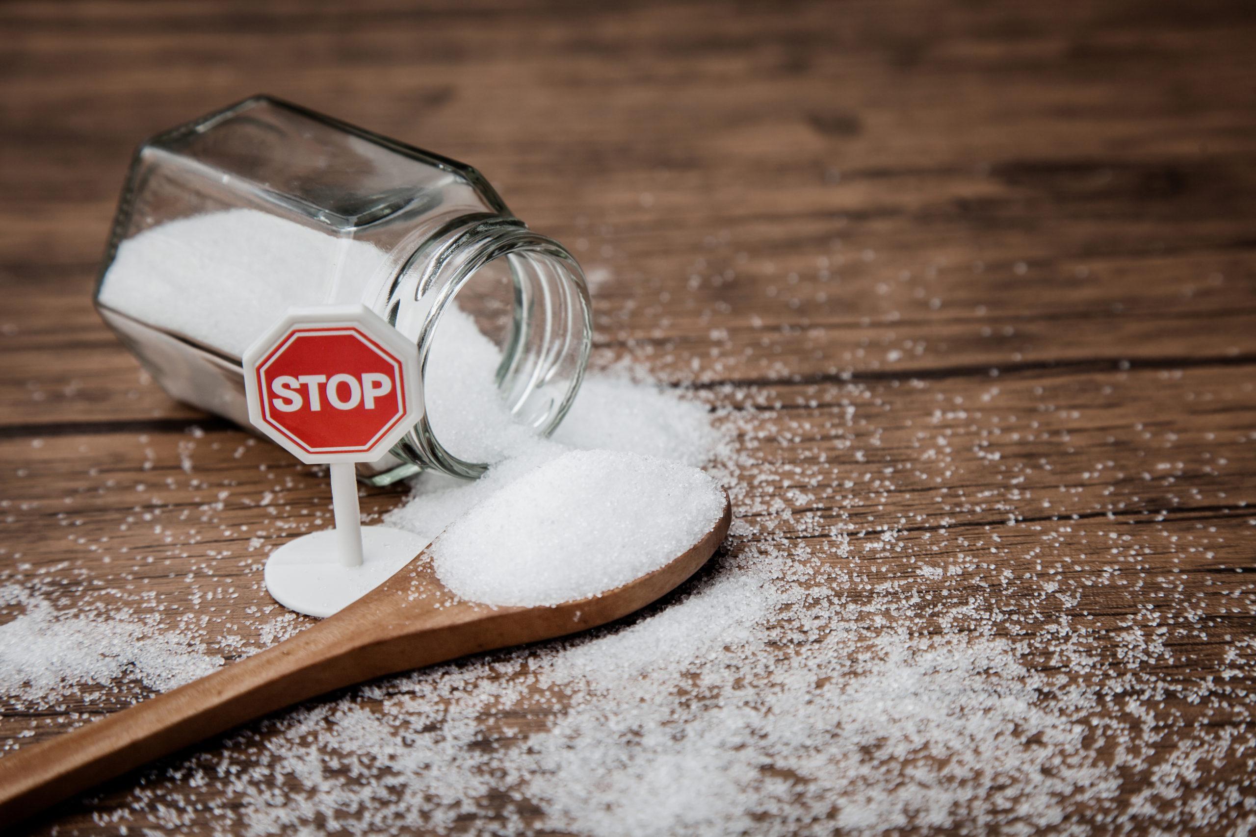 Stop Easting Sugar