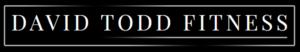 David Todd Fitness & Wellbeing Logo Large Logo